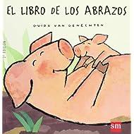 El libro de los abrazos (Libros de cartón)