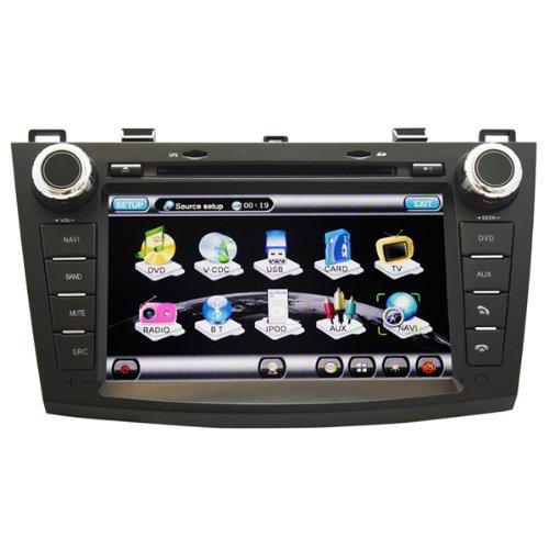 Koolertron Autoradio für 2010 2011 Mazda3 mit