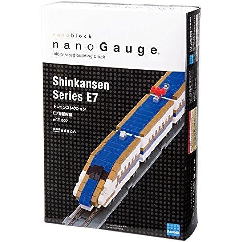 나노 게이지 train 콜렉션 E7 계신칸센(일본 고속전철) nGT_007-nGT_007 (2014-10-31)