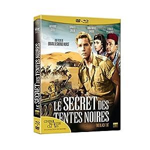 Le secret des tentes noires - COMBO DVD + BLU-RAY [Combo Blu-ray + DVD]