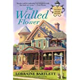 The Walled Flower (Victoria Square Mysteries)by L. L. Bartlett