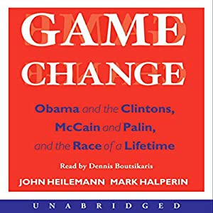 Game Change Audiobook