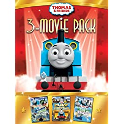 Thomas & Friends 3-Movie Pack