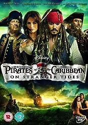 Pirates of the Caribbean: On Stranger Tides [DVD]