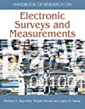 img - for Handbook of Research on Electronic Surveys and Measurements book / textbook / text book