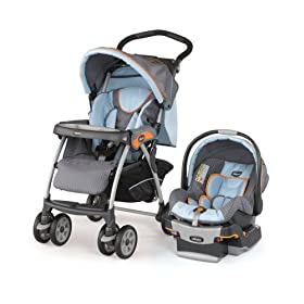 Chicco Cortina Travel System Keyfit 22 - Coventry