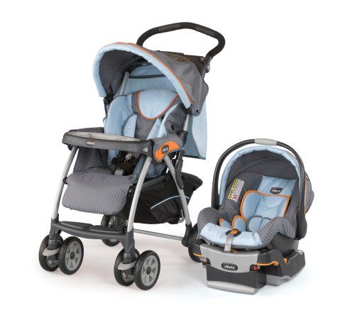 Chicco Cortina KeyFit 22 Travel System, Coventry