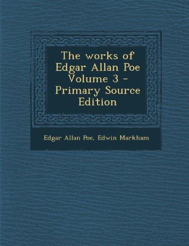 The Works of Edgar Allan Poe Volume 3