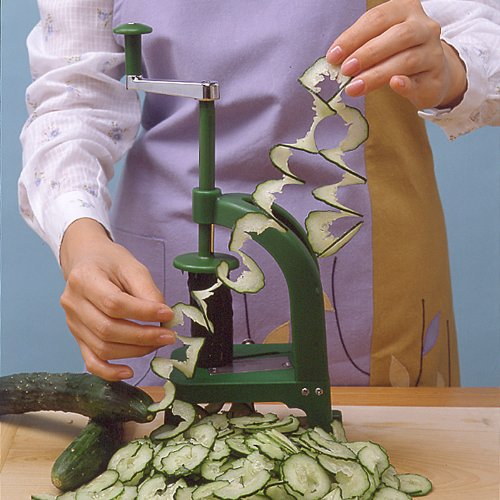 benriner cook help ckt04 vegetable turning slicer from japan new ebay