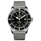 Breitling Superocean Heritage Men's Auto Watch - A1732124-BA61-154A (Color: Black)