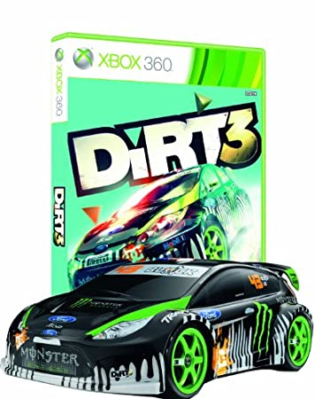 Dirt 3 with Ken Block Gymkhana RC Car Bundle - with Bonus
