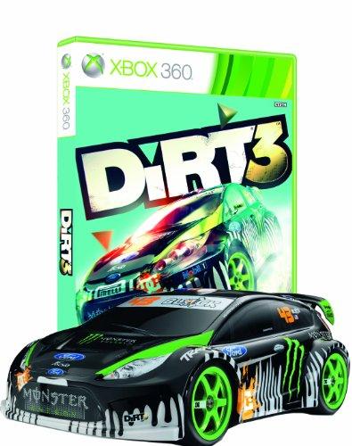 Dirt 3 with Ken Block Gymkhana RC Car Bundle - with Bonus