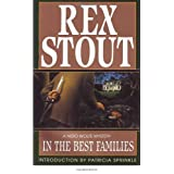 In the Best Familiesby Rex Stout