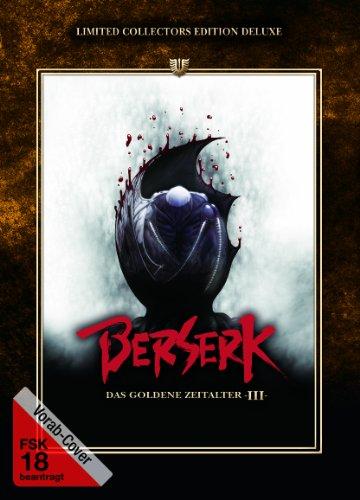 Berserk - Das goldene Zeitalter III, DVD - Special Edition
