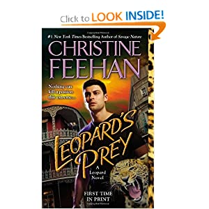 Leopard's Prey (A Leopard Novel) by Christine Feehan