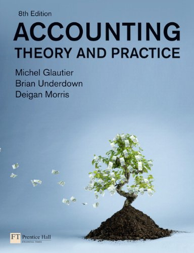Accounting: Theory and Practice (8th Edition)