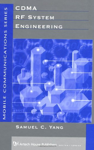 Cdma Rf System Engineering (Artech House Mobile Communications)