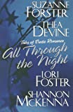 All Through The Night (1575668696) by Suzanne Forster