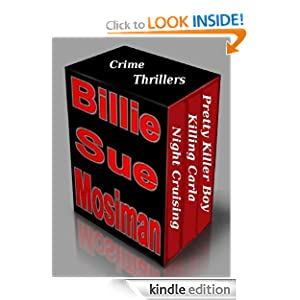 CRIME THRILLERS-A Box Set