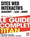Sites web interactifs (JavaScript, AJ...