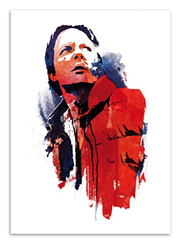 Poster-Ritorno al futuro, Marty Fly Mc, 50 x 70 cm