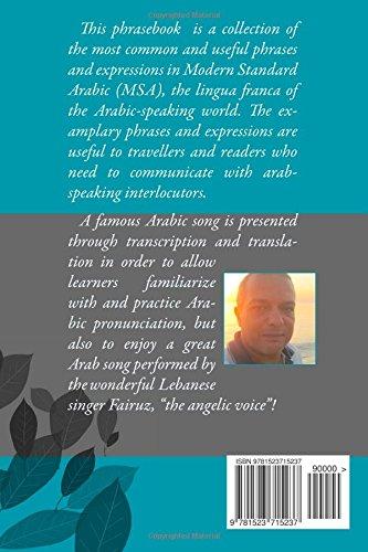 The Traveler's Standard Arabic Phrasebook: Communicate in Modern Standard Arabic Effectively