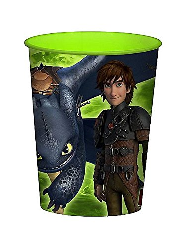 Hallmark - How to Train Your Dragon 2 - 16 oz. Plastic Cup