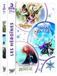 Coffret 3 DVD -  Les h�ro�nes�: La Re...