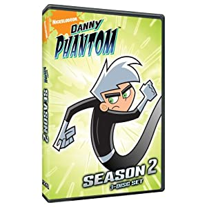 Amazon.com: Danny Phantom- Season 2 (4 Disc Set): Movies & TV