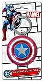 キャプテン・アメリカ シールドキーリング KE-212