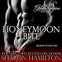 Honeymoon Bite: Golden Vampires of Tuscany, Book 1 (       UNABRIDGED) by Sharon Hamilton Narrated by J. D. Hart