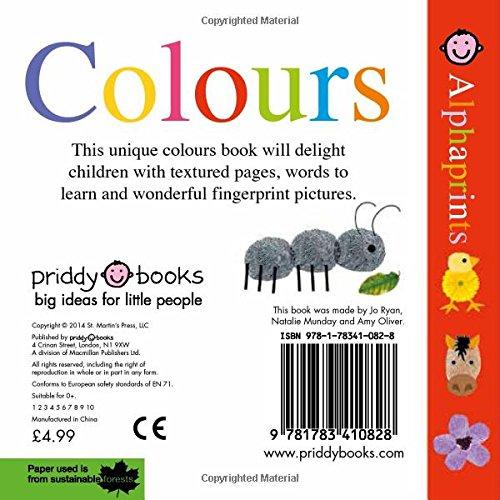 Colours (Alphaprints)