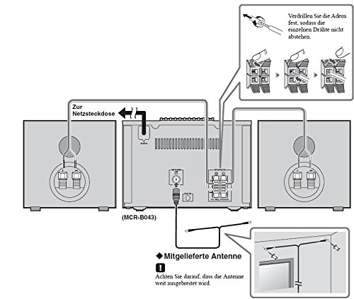 Yamaha-Micro-B043-Sistema-Micro-Hi-Fi-Verde