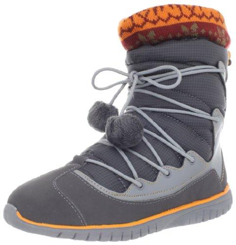 Dr. Scholl's Women's Alpine Boot,Gret/Orange,11 M US