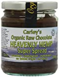 Carley's Organic Raw Chocolate and Hempseed Spread 250 g