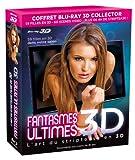 echange, troc Fantasmes ultimes 3D - Coffret 3 Blu-ray 3D [Blu-ray]
