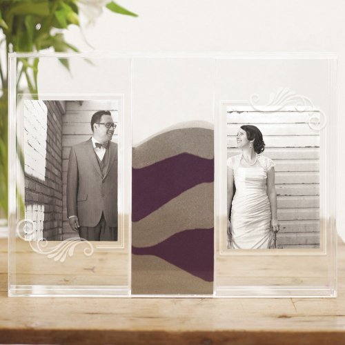 Clearly-Love-Sand-Ceremony-Shadow-Box-with-Photo-Frames
