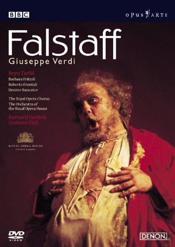 ヴェルディ:歌劇《ファルスタッフ》英国ロイヤル・オペラ1999 [DVD]