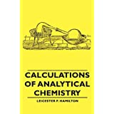 Calculations of Analytical Chemistry