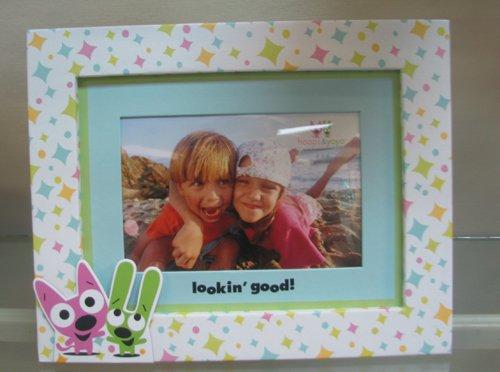 Hallmark Hoops & Yoyo HYO3455 Lookin' Good! Frame