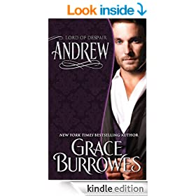 Andrew: Lord of Despair (The Lonely Lords Book 6)