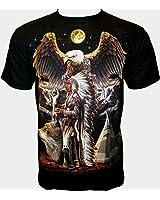 Rock Chang T-Shirt Wisdom Of Nature R 664