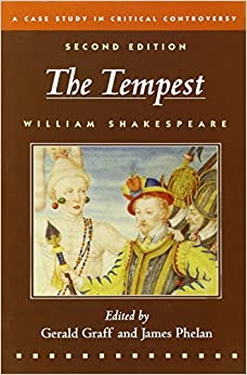 critical essays on the tempest