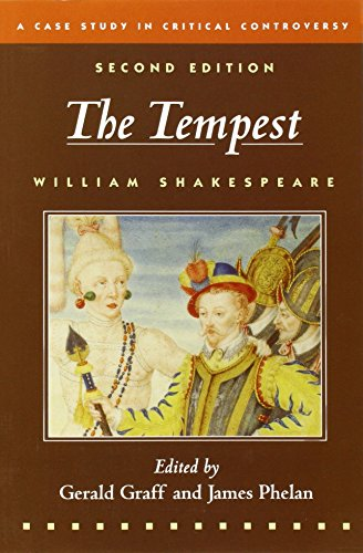 "an act analysis of william shakespeares the tempest William shakespeare's the tempest retold as hag-seed  after an act of unforeseen  ""you don't need to be a shakespeare geek like me to enjoy hag-seed."