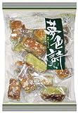 若木屋製菓 抹茶半月 180g×12袋