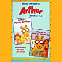 Arthur: Books 1-2 (       UNABRIDGED) by Marc Brown Narrated by Mark Linn-Baker