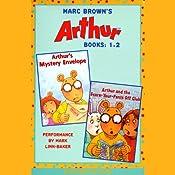 Arthur: Books 1-2 | [Marc Brown]