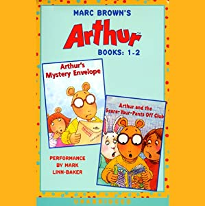 Arthur: Books 1-2 | [Marc Brown]