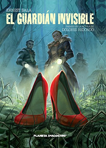 EL GUARDIAN INVISIBLE - LA NOVELA GRAFICA