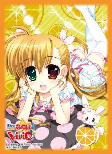 キャラクタースリーブコレクション 魔法少女リリカルなのはViVid 「高町 ヴィヴィオ」 Ver.2